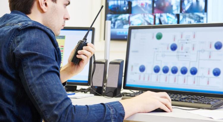 Como funciona um sistema de segurança eletrônica?